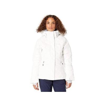 コロンビア Lay D Down II Jacket レディース コート アウター White Crackle Print