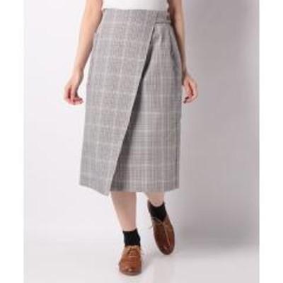 テチチ【Techichi】ラップライクタイトスカート