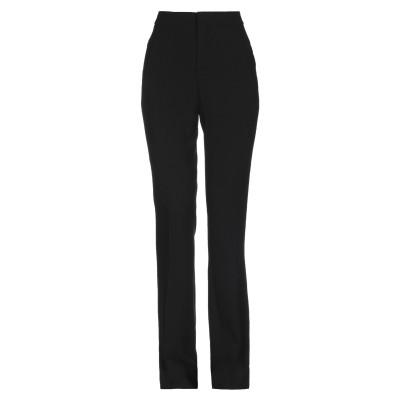 クロエ CHLOÉ パンツ ブラック 40 トリアセテート 83% / ポリエステル 17% パンツ