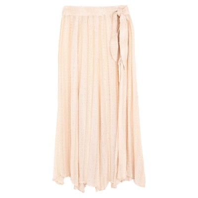 SUNDRESS ロングスカート アイボリー XS/S レーヨン 100% ロングスカート