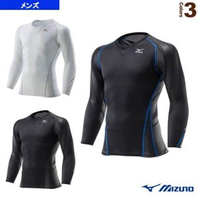 [ミズノ オールスポーツ アンダーウェア]BG7000T バイオギアシャツ/長袖/メンズ(K2MJ6B61)