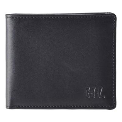 アッシュエル 二つ折財布 ブラック(ブランド財布 お財布)(内祝い 出産内祝い 結婚内祝い ギフト 引き出物 お返し)