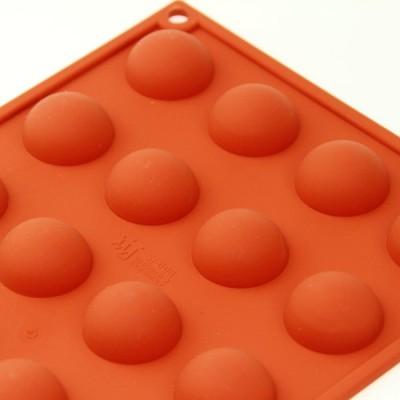 シリコンフレックス 半球/ハーフボール SF-006 シリコン型 ケーキ型