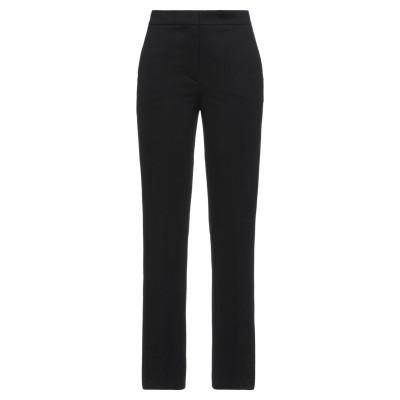 SFIZIO パンツ ブラック 42 レーヨン 70% / ナイロン 26% / ポリウレタン 4% パンツ