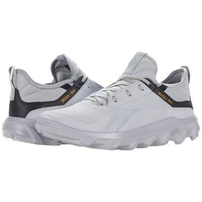 エコー MX Low Sneaker レディース スニーカー Silver Grey