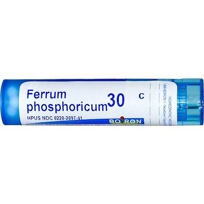 Ferrum Phosphoricum(フェラム フォスフォリカム)、30C、約80ペレット
