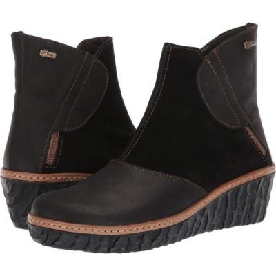 エル ナチュラリスタ El Naturalista レディース ブーツ シューズ・靴 Myth Yggdrasil N5132 Black