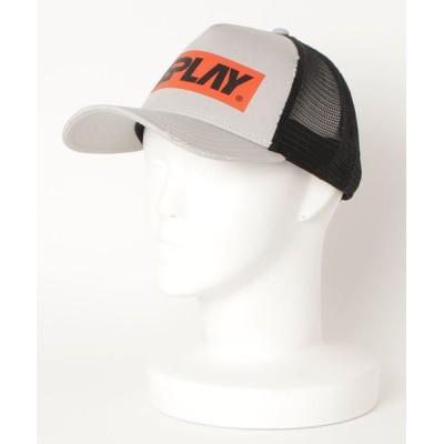 REPLAY / コットンキャンバス メッシュCAP MEN 帽子 > キャップ