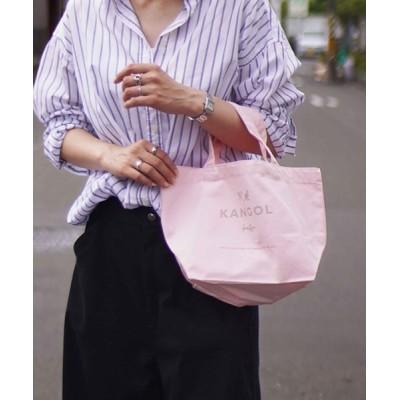 RiNc / 【 KANGOL / カンゴール 】 キャンバス ランチ トート バッグ MEN バッグ > トートバッグ