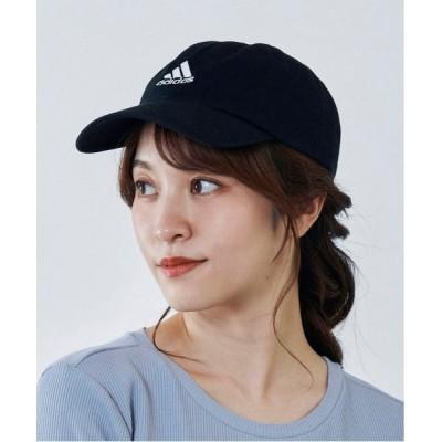 OVERRIDE / 【adidas】ADW C.TWILL 6P CAP WOMEN 帽子 > キャップ