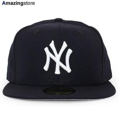 ニューエラ 59FIFTY ニューヨーク ヤンキース 【MLB OLD AUTHENTIC COLOR 1999-2006 GAME FITTED CAP/NAVY】 NEW ERA NEW YORK YANKEES