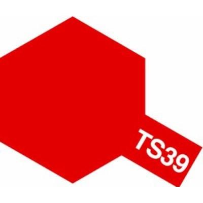 タミヤ スプレーカラー TS-39 マイカレッド