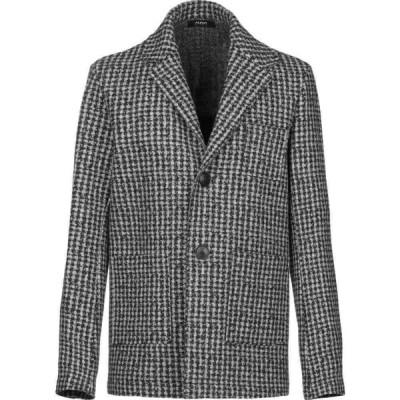 アルファス テューディオ ALPHA STUDIO メンズ コート アウター coat Grey