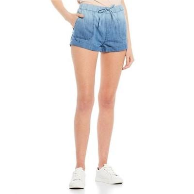ボルコム レディース ハーフパンツ・ショーツ ボトムス Sunday Strut Elastic Waist Shorts