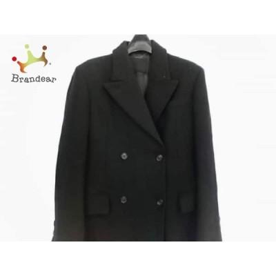 エムズグレイシー M'S GRACY コート サイズ9 M レディース 訳あり ダークネイビー 冬物  スペシャル特価 20210204