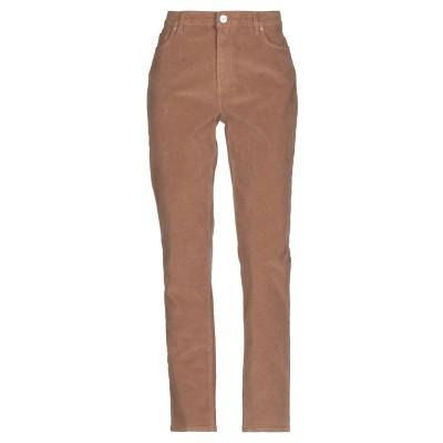 P_JEAN パンツ キャメル 28 コットン 97% / ポリウレタン 3% パンツ