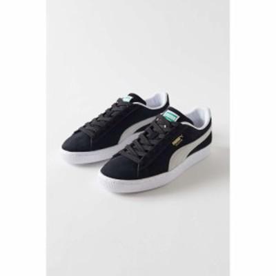 プーマ Puma レディース スニーカー シューズ・靴 Suede Classic XXI Sneaker Black