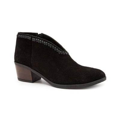 ブエノ ブーツ&レインブーツ シューズ レディース Women's Chester Booties Black