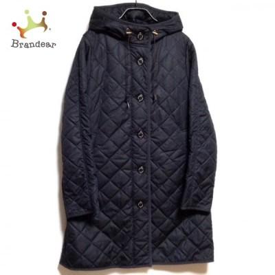 マッキントッシュフィロソフィー ダウンコート サイズ38 L レディース - 黒 長袖/冬 新着 20210305