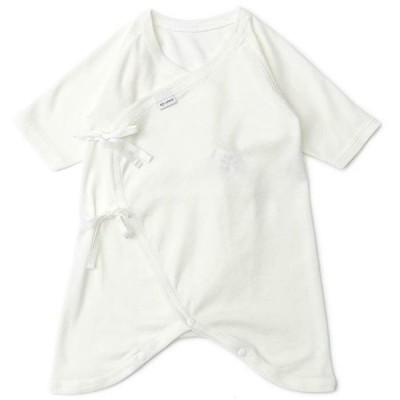 愛情設計 【日本製】 コンビ肌着 (50〜60cm)  女の子 男の子  50cm 60cm キムラタン 子供服[肌着]