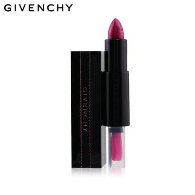 ジバンシィ リップスティック Givenchy 口紅 Rouge Interdit Marbled Lipstick #27 Rose Revelateur 3.4g