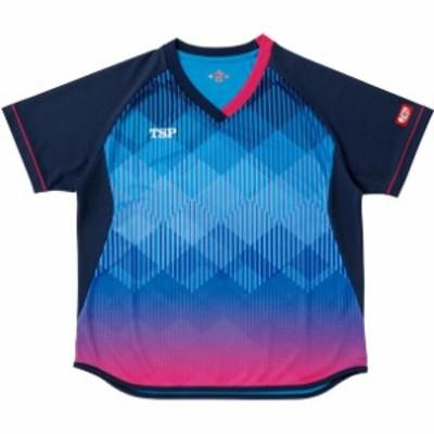 レディスリエートシャツ tsp タッキュウゲームシャツ (032418-0120)