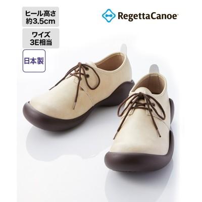 リゲッタカヌー オブリックシューズ(CJOS6409) コンフォートシューズ, Shoes