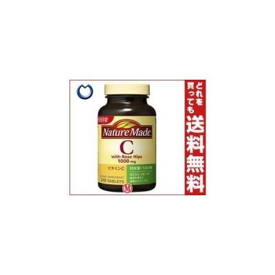 送料無料 大塚製薬 ネイチャーメイド ビタミンC with ローズヒップ ファミリーサイズ 200粒×3個入