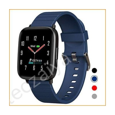 Mgaolo Fitness Tracker,Smart Watch with Blood Pressure Heart Rate Sleep Monitor for Men and Women, Touchscreen Sport Waterproof Activity Tra
