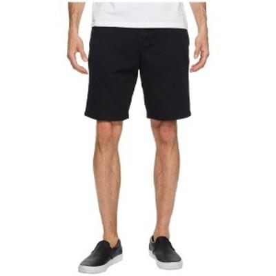 """バンズ メンズ ハーフ&ショーツ ボトムス Authentic Stretch Shorts 20"""" Black"""