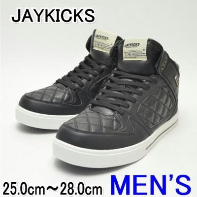 【店頭同時販売】メンズ ハイカット JK4134 靴 シューズ タウン スニーカー BLACK ブラック 黒 ホワイト 白 WHITE 茶 キャメル CAMEL ファッション トレンド