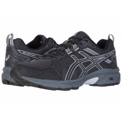ASICS アシックス レディース 女性用 シューズ 靴 スニーカー 運動靴 GEL-Venture(R) 7 Black/Piedmont Grey【送料無料】