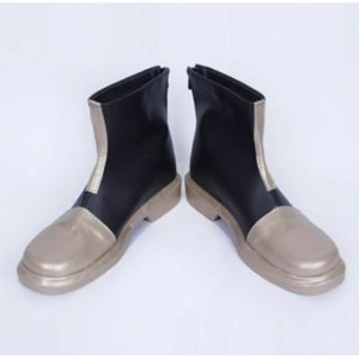 刀剣乱舞    一期一振     内番    風 ブーツ、靴★ コスプレ道具/小物 *D584
