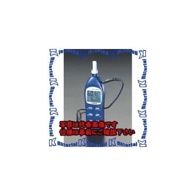 【代引不可】【個人宅配送不可】ESCO(エスコ) 温度・湿度計(デジタル) EA742DH-1 [ESC052120]
