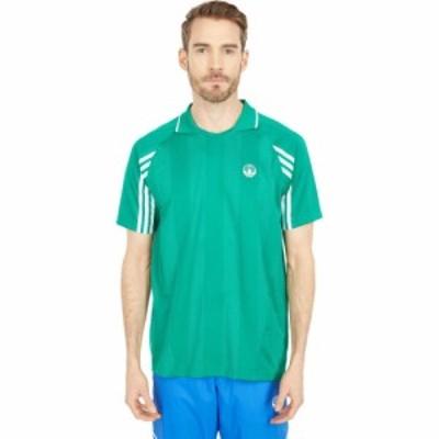アディダス adidas Originals メンズ Tシャツ トップス Oyster Tee Bold Green