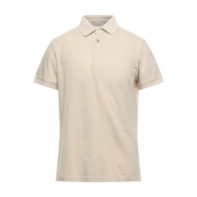 PRE-PY ポロシャツ サンド M コットン 100% ポロシャツ