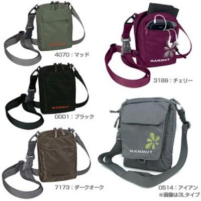 【送料無料】 1リットル マムート Mammut メンズ レディース バッグ 鞄 トラベルアクセサリ タッシュポーチ 1リットル Tasch Pouch 2520-