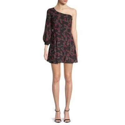 ラバーズ&フレンズ レディース ワンピース Adams One-Shoulder Floral Dress