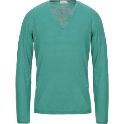 クルチアーニ CRUCIANI メンズ ニット・セーター トップス sweater Green