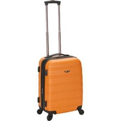 ロックランド Rockland レディース スーツケース・キャリーバッグ バッグ Melbourne 20 Expandable Carry On Orange