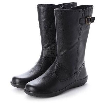 アキレス ソルボ ACHILLES SORBO ブーツ (黒)