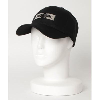 JACKROSE / AWESOME プレート-CAP MEN 帽子 > キャップ