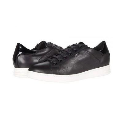 Geox ジオックス レディース 女性用 シューズ 靴 スニーカー 運動靴 Jaysen 52 - Black