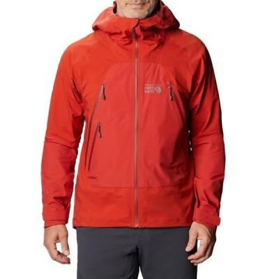 マウンテンハードウェア メンズ ジャケット&ブルゾン アウター Mountain Hardwear High Exposure GORE-TEX C-Knit Jacket Desert Red