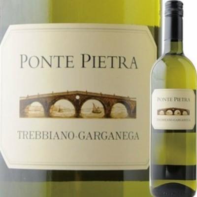 ワイン 白ワイン トレッビアーノ&ガルガネガ ポンテ・ピエトラ リバティーワインズ 2020年 イタリア ヴェネト 辛口 750ml wine