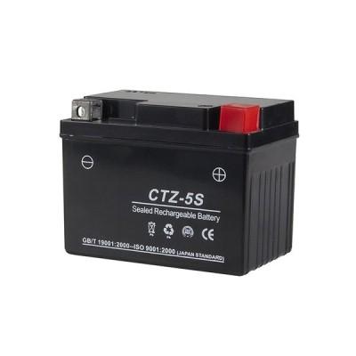 CTZ-5S バイクバッテリー ユアサ YTZ5S 互換 バイクパーツセンター