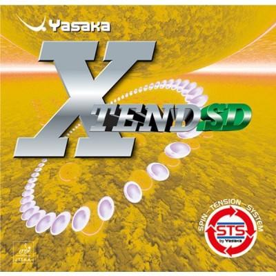 卓球 ラバー 初心者 中級者 上級者 卓球ラバー Yasaka ヤサカ エクステンド SD aca0072 ネコポス便送料無料