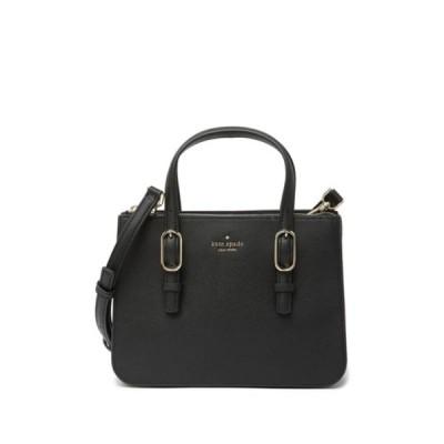 ケイト スペード レディース ハンドバッグ バッグ rima small leather satchel BLACK