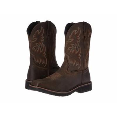 ウルヴァリン メンズ ブーツ Rancher Wellington Steel Toe