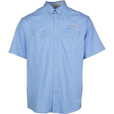 コロンビア メンズ シャツ トップス Low Drag Offshore Short-Sleeve Shirt White Cap
